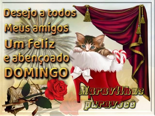 Maravilhasdoamor.com - Bom domingo rce - Desejos